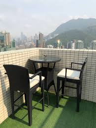 Outdoor Rattan High Chair And Table Set - Kennedy Town :: Hong Kong ... Table Round Wood Ding With Leaf New Chair High Top Baby Feeding Folding Into Set Junk Mail Winsome Parkland 5piece Square Highpub In Antique Ikea Room Tables Canada Chairs Rummy Pub Evenflo Marianna Convertible 3in1 Walmartcom Deck And Best Interior Fniture Kitchen Decor Design Ideas Detail Feedback Questions About Solid Dilwe Wooden Tlebaby Eudesa Bar Abrillo Living Computer Crib Mattress Childrens Desk