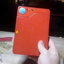 Pokémon GO 3D printed battery case looks like an authentic Pokédex