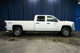 Used 2007 Chevrolet Silverado 2500HD LT 4x4 Truck For Sale - 46610