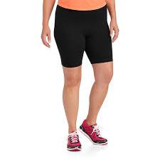 women u0027s plus shorts u0026 capris walmart com