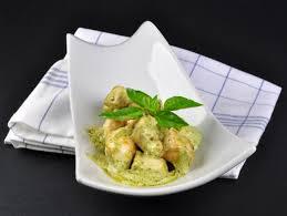 recette cuisine été recette cuisine d été dés de poulet sauce mayonnaise pesto