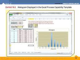 Capability Study Excel Template Elegant Process Analysis Fresh Index