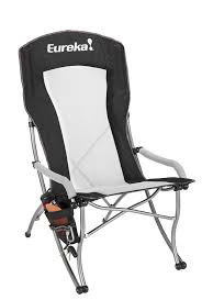 Kelty Deluxe Lounge Chair Canada by Amazon Com Eureka Curvy High Back Chair Camping Chairs