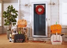 The Yellow Cape Cod Learn To Make A DIY Rustic Pumpkin Stand