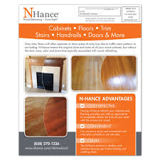 Home Depot Nhance Cabinets by N Hance Every Door Direct Mail Eddms Franchise Printing