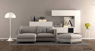 foto auf lager modernes wohnzimmer mit sofa
