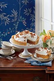 Pumpkin Chiffon Pie With Cool Whip by Our Favorite Fall Desserts Southern Living