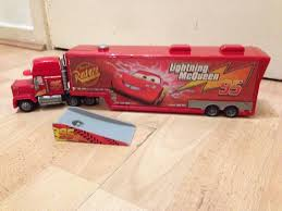 Lightning McQueen Truck | In Sutton, London | Gumtree Blue Dinoco Mack The Truck Disney Cars Lightning Mcqueen Spiderman Cake Transporter Playset Color Change New Hauler Car Wash Pixar 3 With Mcqueen Trailer Holds 2 Truck In Sutton Ldon Gumtree Lego Bauanleitung Auto Beste Mega Bloks And Launching 95 Ebay Toys Hd Wallpaper Background Images Remote Control Dan The Fan Cone