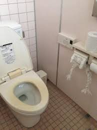 Bathroom Stall Prank Ghost by She Just Popped Up From Your Toilet Paper To Say Hello Soranews24