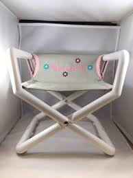 Amazon.com: Hoohobbers Personalized Grey Pink Canvas Flower ... Hobbel Rocking Sheep Price In Uae Noon Babies Essentials Hoohobbers Hoohobber Chair White Seat Trim Primary Canvas On Popscreen New Bargains Outdoor Pink 24504 Navy Nursery Chair12 Ideas To Store Display Baby Personalized Childrens Amazoncom Electric Cradle Lipper Intertional Color Pecan Rocking