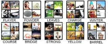 4 Pics 1 Word 4 Letter Answers Choice Image Letter Examples Ideas