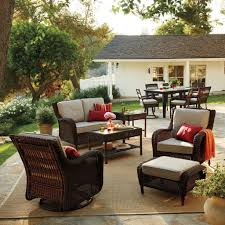 Kohls Patio Chair Cushions by Furniture Round Ottoman Storage Circle Ottoman With Storage
