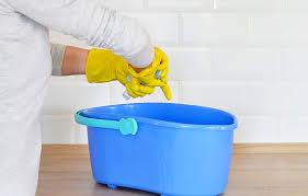 fliesen reinigen so werden boden küche und bad richtig