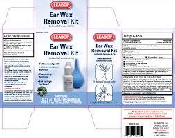 earwax removal kit liquid cardinal health