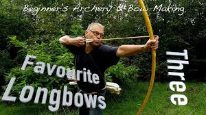 I Take My Favourite Longbows Into The Woods Just To Fling Some Arrows