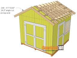 plans for a 10x10 shed education photography com