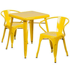 Modern Cafe Table And Chairs Amazon