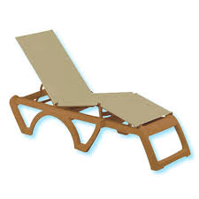 chaises grosfillex ergolounge sling chaise with adjustable frame the chaise chaise is