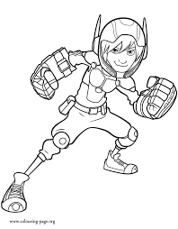 Free Big Hero 6 Printables Activities Coloring Pages And Crafts