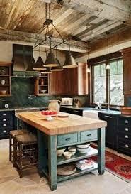 32 simple rustic kitchen islands kitchen