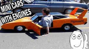 100 Custom Cars And Trucks Purely Handmade Awesome Mini With Engines Part 01