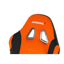 Akracing Gaming Chair Blackorange by Ak Racing Prime Gaming Chair Orange U0026 Black Ak K7018 Bo Ccl