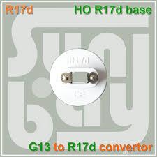 Shunted Bi Pin Lamp Holders by Ho Fluorescent Lamp Holder R17 Cap Socket For Bulb G13 Bases To