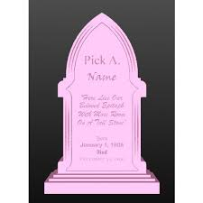 Halloween Tombstone Names Funny by Tall Gothic Top Custom Foam Halloween Tombstone Welcome To My