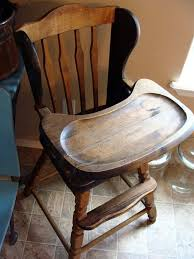 Eddie Bauer Wood High Chair Replacement Pad by Old Fashioned Wooden High Chair Pads Best Chair Decoration