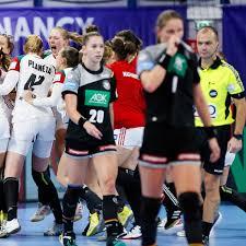 HandballEM 2018 Deutschland Mit Bitterer Niederlage Gegen Ungarn