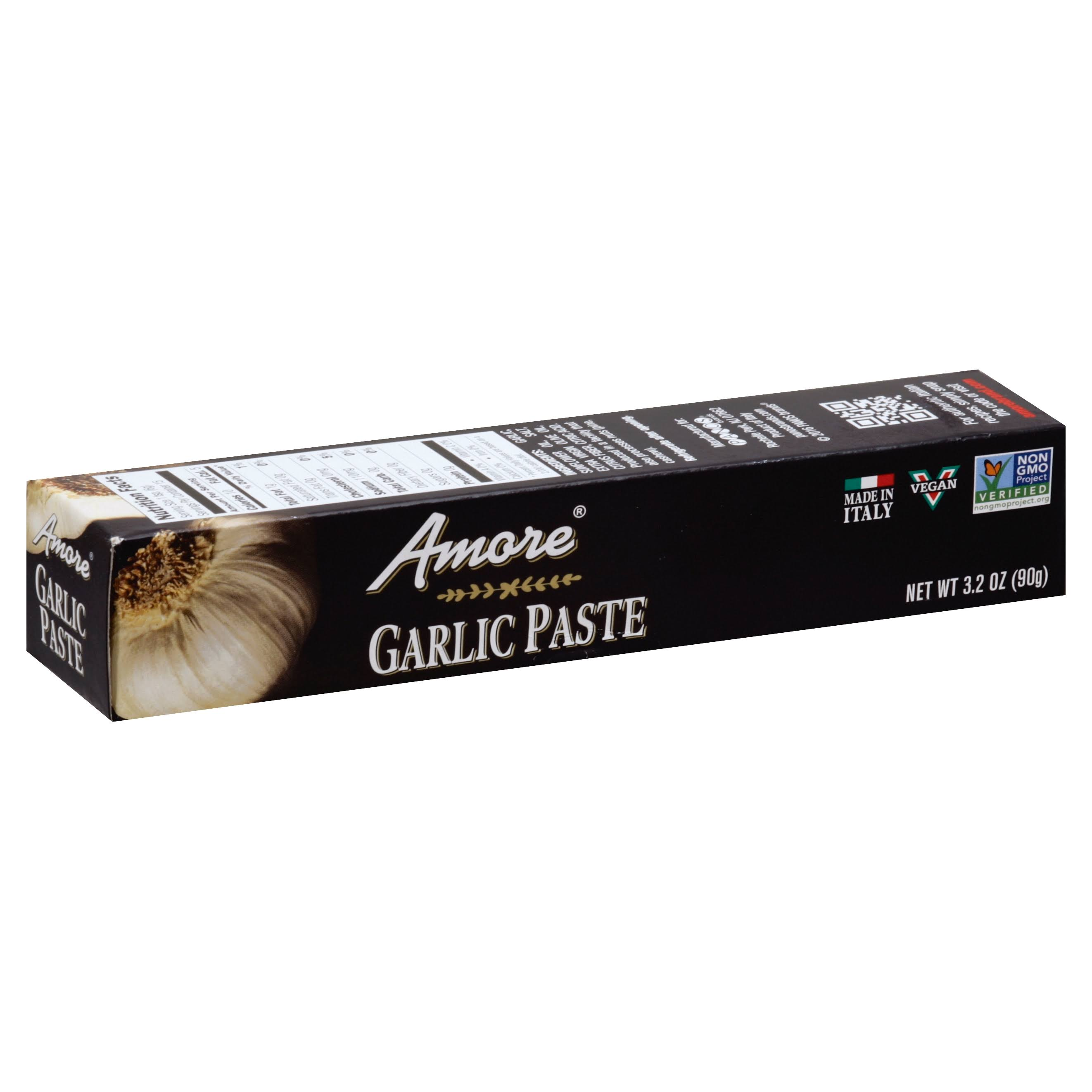 Amore All Natural Garlic Paste - 3.2oz