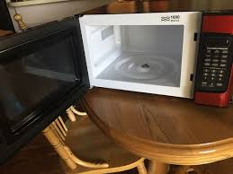 Hamilton Beach Red Microwave Walmart Brand Appliances In Abilene TX