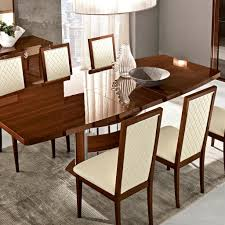 100 White Gloss Extending Dining Table And Chairs Caligula Italian Walnut High 2245m