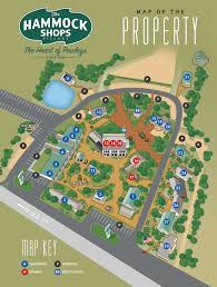 Hammock Shops Property Map