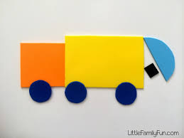 99 Truck Craft Little Family Fun Builda