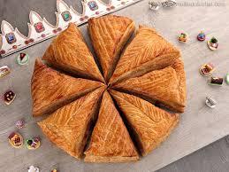 decoration galette des rois galette des rois en parts individuelles recette de cuisine avec