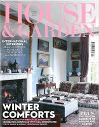 100 Houses Magazine Online Riach Featured In House And Garden January 2017 Riach