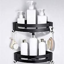 jring duschablagen ohne bohren duschkorb für die duschstange