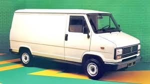 Peugeot J5 Panel Van 1981–90