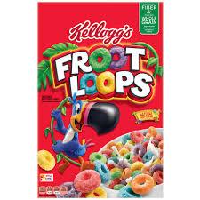 Kelloggs Froot Loops