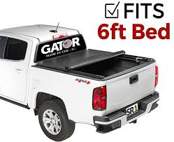 100 Truck Bed Covers Roll Up Buy Gator SR1 Premium Tonneau Cover 20142018
