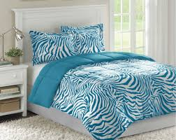Blue White And Black Bedding