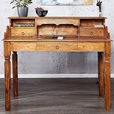 oak writing bureau uk design wooden bureau sheesham desk table office furniture from