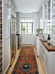 Galley Kitchen Design Ideas Of A Small Full Size Gallery