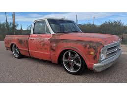 100 C10 Truck For Sale 1968 Chevrolet For ClassicCarscom CC1172849