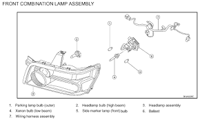 how do you change the low beam headl on an infiniti qx56