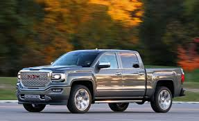 2017 GMC Sierra 1500 | Review | Car And Driver Ram Chevy Truck Dealer San Gabriel Valley Pasadena Los New 2019 Gmc Sierra 1500 Slt 4d Crew Cab In St Cloud 32609 Body Equipment Inc Providing Truck Equipment Limited Orange County Hardin Buick 2018 Lowering Kit Pickup Exterior Photos Canada Amazoncom 2017 Reviews Images And Specs Vehicles 2010 Used 4x4 Regular Long Bed At Choice One Choose Your Heavyduty For Sale Hammond Near Orleans Baton