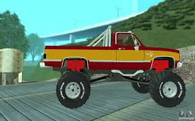 Chevrolet Silverado 2500 MonsterTruck 1986 For GTA San Andreas Gta Gaming Archive Stretch Monster Truck For San Andreas San Andreas How To Unlock The Monster Truck And Hotring Racer Hummer H1 By Gtaguy Seanorris Gta Mods Amc Javelin Amx 401 1971 Dodge Ram 2012 By Th3cz4r Youtube 5 Karin Rebel Bmw M5 E34 For Bmwcase Bmw Car And Ford E250 Pumbars Egoretz Glitches In Grand Theft Auto Wiki Fandom Neon Hot Wheels Baja Bone Shaker Pour Thrghout