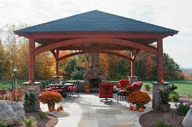 Backyard Escape The Barn Yard Great Country Garages Photo On ... Backyard Pavilion Design The Multi Purpose Backyards Awesome A16 Outdoor Plans A Shelter Pergola Treated Pine Single Roof Rectangle Gazebos Gazebo Pinterest Pictures On Excellent Designs Home Decoration Wonderful Pavilions Gallery Pics Images 50 Best Pnic Shelters Images On Pnics Pergola Free Beautiful Wooden Patio Ideas Decorating With Fireplace Garden Tan Sofa Set Get Doityourself Deck