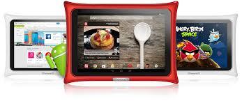 nouvelle tablette de cuisine qooq android le multimédia au bout
